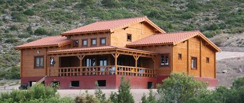 Reconstrucción Casa Sirio