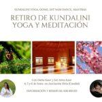 Retiro de Kundalini Yoga y Meditación- Sat atma kaur