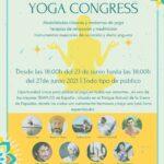 I - International Yoga Congress -Sirio, Spain