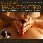 Gozando el Masaje tántrico - Un profundo acto de amor - Ananda Track