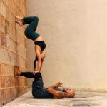 Retiro de Acro Yoga - David y Laura